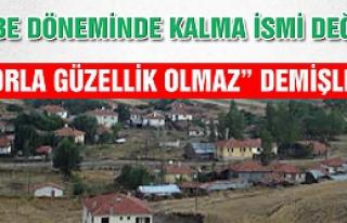 Çankırı'da iki köy eski ismine yeniden kavuştu!