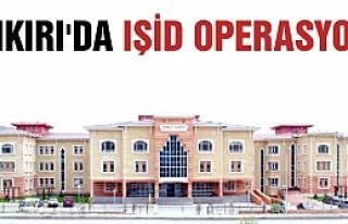 Çankırı'da IŞİD operasyonu!