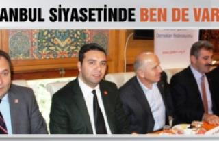 """Çankırılı Adaylar """"İstanbul Siyasetinde ben..."""