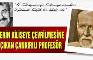Çankırılı Profesör Ömer Ferit Kam (1864 - 1944)