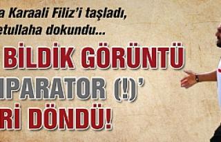 Çankırıspor'da antrenör bakın kim oldu?