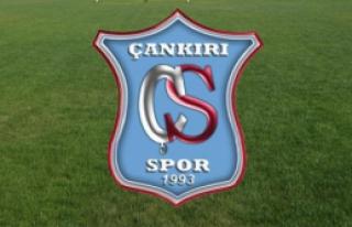 Çankırıspor'da puan kaybı