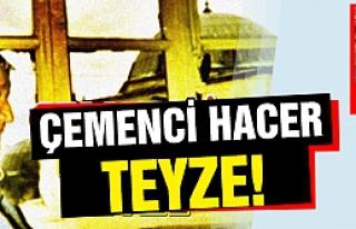Çarşamba Pazarının Gülü, Çemenci Hacer Teyze