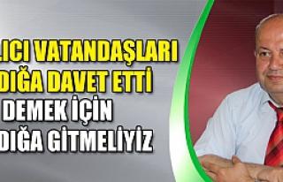 CHP İl Başkanı Tatlıcı vatandaşları oy kullanmaya...