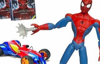 Çocukların Kahramanı Spiderman Oyuncakları