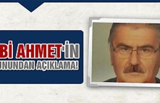 Dobi Ahmet'in torunundan açıklama!