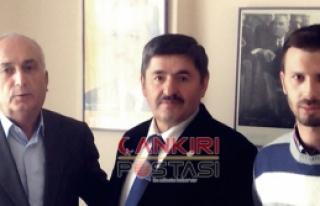 Erdoğan Şeker Resmen Aday Adayı