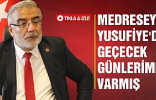 """İGM Başkanı Ruhi Şeker yeniden """"Vira Bismillah""""..."""
