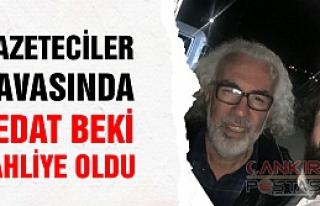 Gazeteci Vedat Beki tutuksuz yargılanmak üzere serbest...