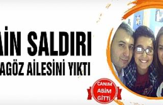 Hain saldırı Karagöz ailesini yıktı!
