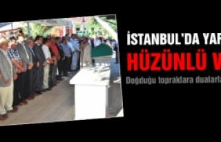 İstanbul Yartaş'a Veda Etti