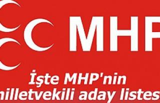 İşte Çankırı MHP vekil adayları!