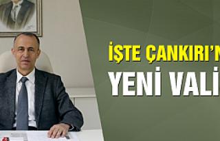 Çankırı'nın yeni valisi Hamdi Bilge Aktaş'ı...