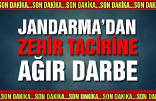 Jandarma'dan Çerkeş'te zehir tacirlerine büyük...