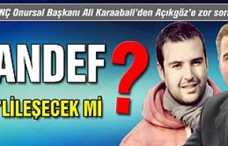 Karaabalı'dan zor soru! ÇANDEF AKP'lileşecek...