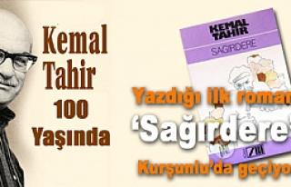 Kemal Tahir'in ilk yazdığı roman Kurşunluda...