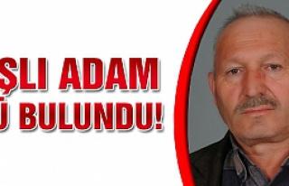 Çankırı'da yaşlı adam ölü bulundu!