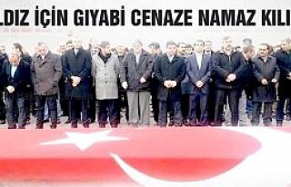 MHP'li Akyıldız İçin Çankırı'da Gıyabi Cenaze...