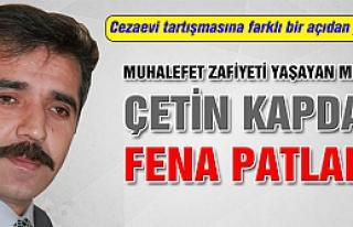 Muhalefet zafiyeti yaşayan MHP'nin gür sesi mi...