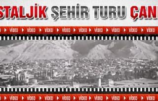 Nostaljik Şehir Turu Çankırı -VİDEO-