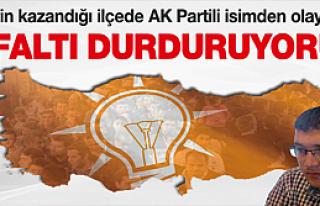 Şabanözü'nde seçimi MHP'ye karşı kaybeden AK...