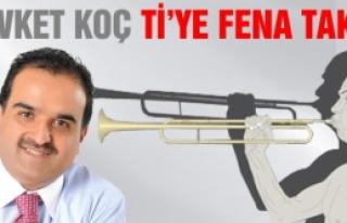 Şevket Koç Tİ'ye Taktı!