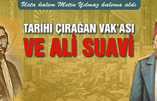Tarihi Çırağan Vak'ası ve Ali Suavi