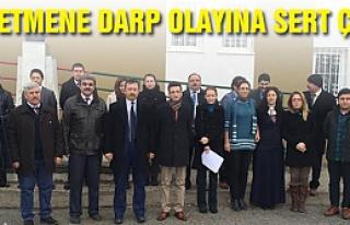 Türk Eğitim-Sen Öğretmene darp olayına sert çıktı