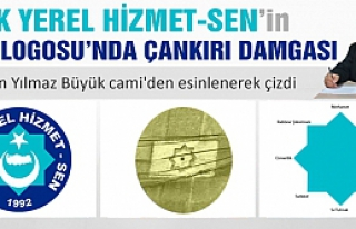 Türk Yerel Hizmet'in yeni logosu Çankırı'dan