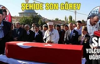 Uzman Onbaşı, Çankırı'da Gözyaşlarıyla Uğurlandı