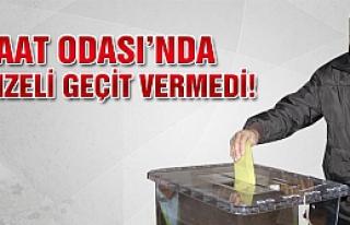 Ziraat Odası Başkanlığı seçimleri sonuçlandı