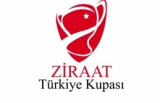Ziraat Türkiye Kupasında hedef üst tur!