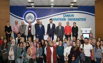ÇAKÜ'de Türk Kültürü ve Şamanizm konusu ele alındı!