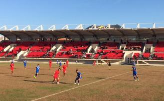 1074 Çankırıspor Bulancakspor'a gol oldu yağdı!