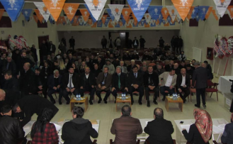 AK Parti Çankırı'da delege seçimleri