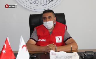 Ulusoy: Plazma tedavisi Türk Kızılay tarafından yapılmaktadır