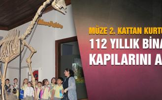 Çankırı Müzesi kapılarını ziyaretçilerine açtı