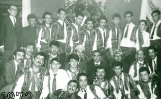 Alparslan Türkeş Çankırı Yareninde...