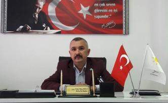 İYİ Partide Merkez İlçe Başkanı istifa etti!