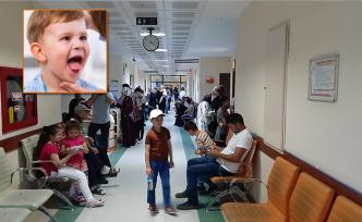 Çankırı Devlet Hastanesinde Bademcik ameliyatı dahi yapılamıyor!