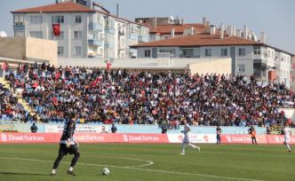 1074 Çankırspor's 3. Lig yolu açılabilir!