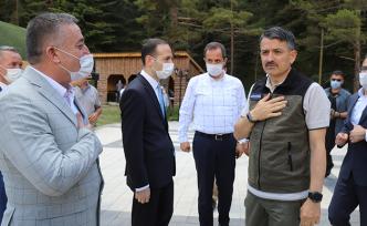Pakdemirli Çankırı Belediyesi programını pas geçti