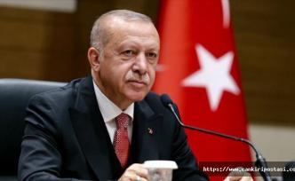 AK Parti MKYK'sında Cumhurbaşkanı Erdoğan'a ÇAKÜ modeli sunuldu!