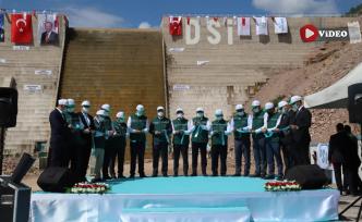 Çankırı'da Dereçatı barajı hizmete açıldı