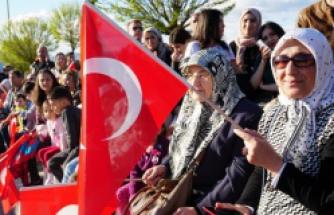 Solo Türk Çankırı Semalarında