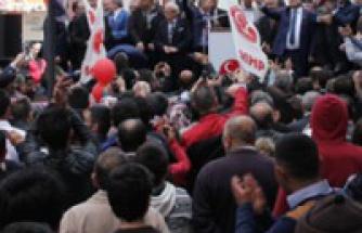 MHP Çankırı'da SKM'yi açtı adaylarını tanıttı!