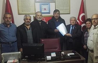 MHP'de ilk aday adayı Mustafa Karakaya oldu!