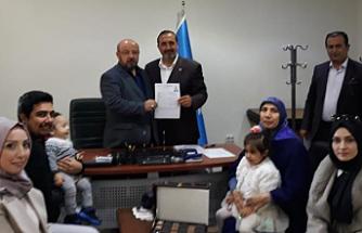 Ali Çapcı, Çankırı Belediyesini yönetmeye talip!