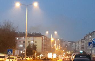 Çankırı'da hava kirliliği yeniden hortladı!