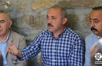 Hakkı Esen'in AK Parti İl Başkanından 3 talebi var!